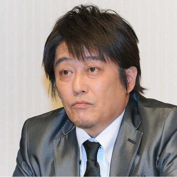 加藤和也さんにインタビューを行った坂上忍