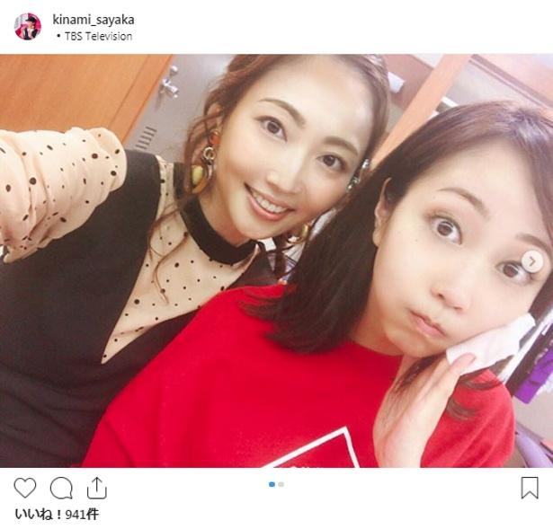【写真を見る】美人姉妹として話題になった木南晴夏と姉の清香
