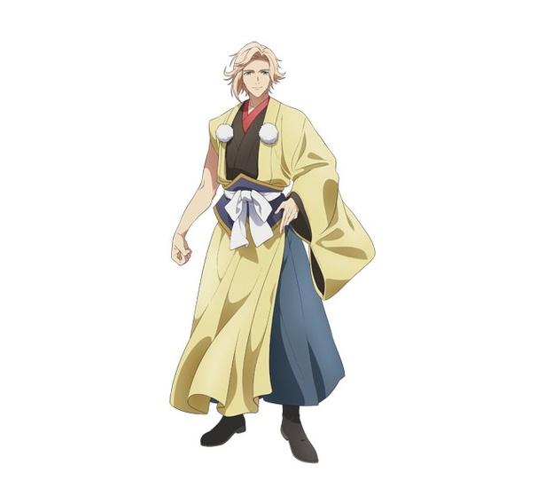 徳川慶喜(CV:鈴木達央)。徳川幕府15代目将軍。将軍でありながら武芸にも心得があり、周囲のことを気にする気遣いができる男