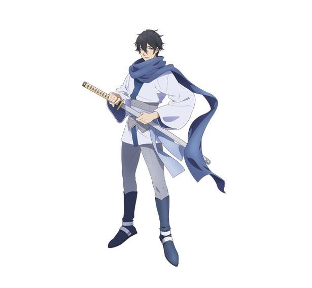 岡田以蔵(CV:松岡禎丞)。忠心の高い仕事人で、剣の腕前も良い