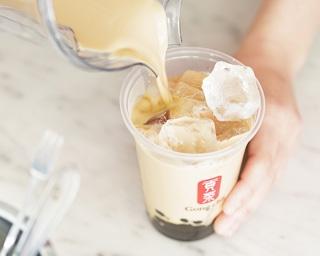 中部エリア初出店となる「ゴンチャ」。東京や大阪などで大人気の「ゴンチャ」のタピオカドリンクがようやく名古屋でも味わえるようになった!
