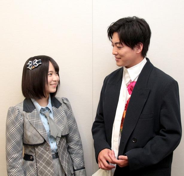 大東駿介は日本各地の文化を、倉野尾成美はチーム8の活動を、今回の作品に重ねた