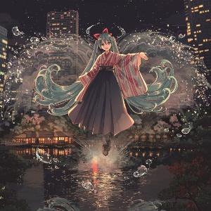 東京府開設150 年を記念するイベントに初音ミクが登場!