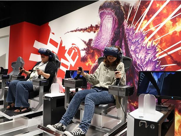 迫力のVR体験ができる施設「VR ZONE OSAKA」が梅田に誕生! ゴジラ、川下り、ホラーVR体験してきた。