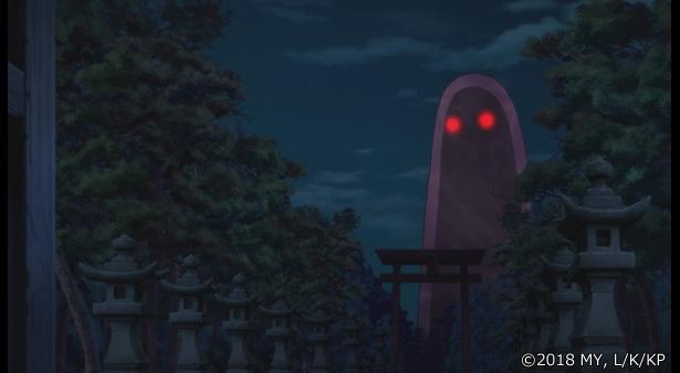 「かくりよの宿飯」第25話の先行カットが到着。花火大会の夜に大旦那達が降り立って!?