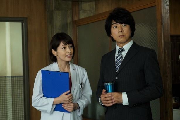 【写真を見る】最終回ラストにひょっこり現れたマリコさん(沢口靖子)に視聴者も歓喜!