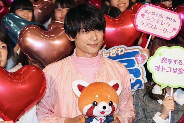 吉沢亮は「キラキラしている役のほうが難しい。僕の中にキラキラ要素がない」とポツリ