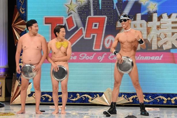 9月15日(土)放送の「エンタの神様―」にレイザーラモンHGが12年ぶりに登場