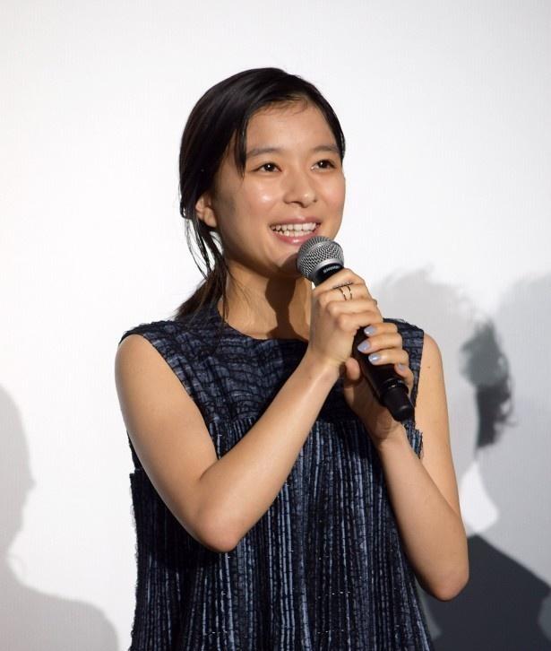 芳根京子がバッサリカットして9月14日の「めざましテレビ」に生出演した