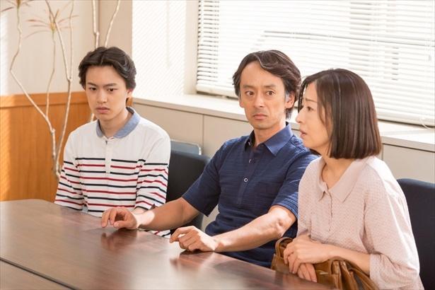 """晴と宇太郎、草太は医師の口にした""""5年生存率""""にショックを受ける"""