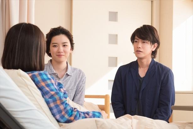律は、鈴愛と一緒に会社を興した、と晴に話す