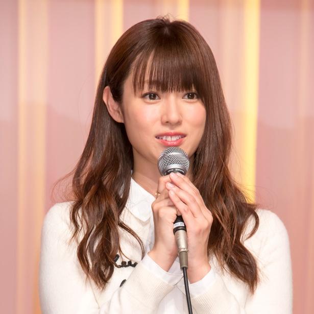 深田恭子がフランスで取材