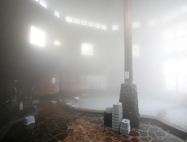 小地獄温泉館 / 雲仙市