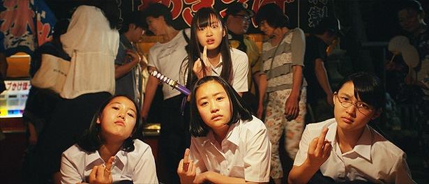第33回サンダンス映画祭の短編部門で日本人で初めてグランプリを獲得!「そうして私たちはプールに金魚を、」