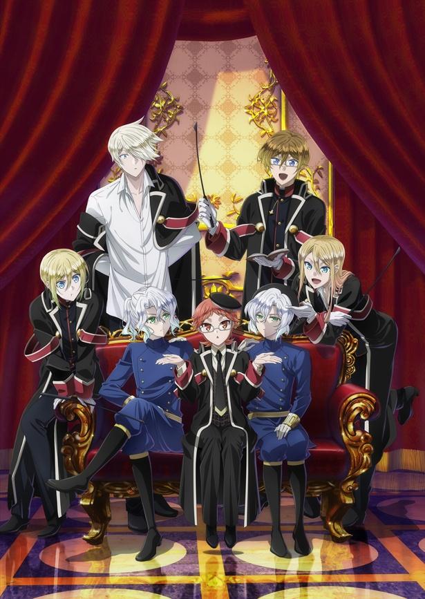 「王室教師ハイネ」が完全オリジナルストーリーで2月16日より劇場公開決定!