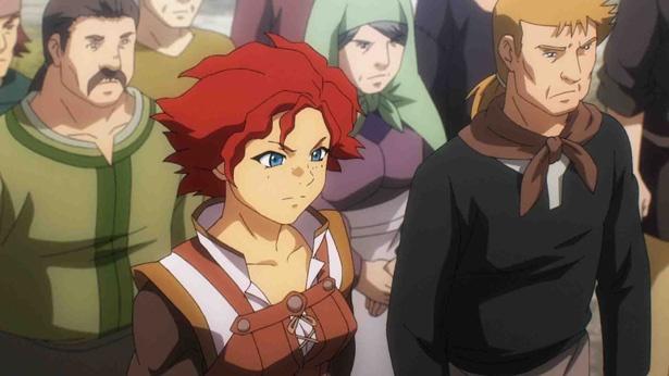 「オーバーロードIII」第11話の先行カットを公開。バルブロがカルネ村を攻撃!