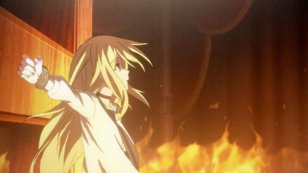 「殺戮の天使」第11話の先行カットが到着。レイチェルに火炙りの刑が宣告され…