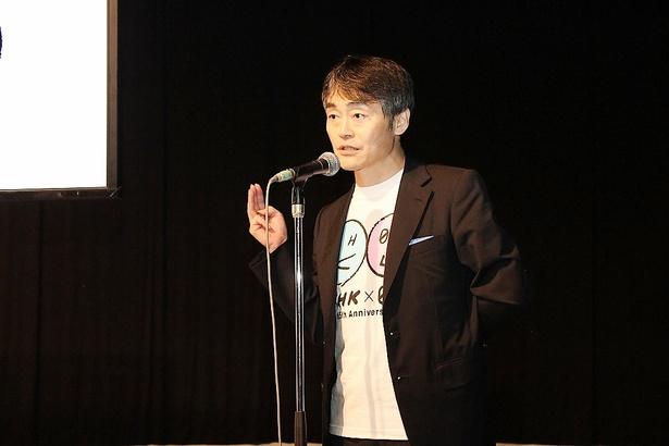 NHKの原田秀樹チーフプロデューサー