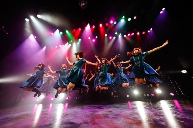 欅坂46が渋谷ストリーム ホールのこけら落とし公演を担当