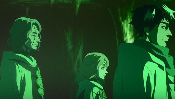 """「ブラッククローバー」第50話の先行カットを公開。アスタは""""人間""""を憎んだヴェットを思いやるが!?"""