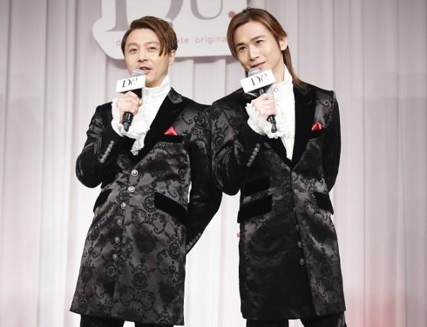 KinKi Kidsが出演する新CMがオンエア中