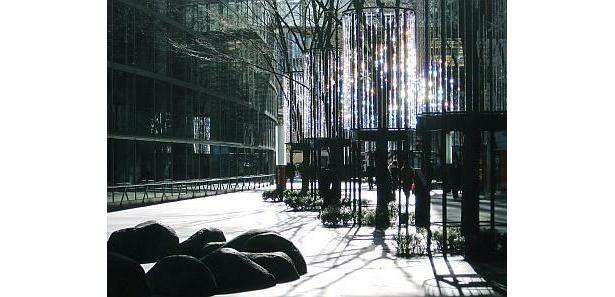 雪が降ればいっそう神秘的な雰囲気に