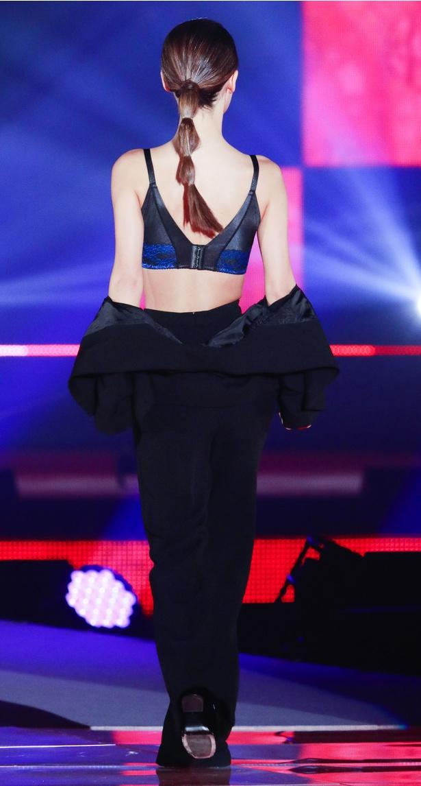 「GirlsAward」に出演したダレノガレ明美