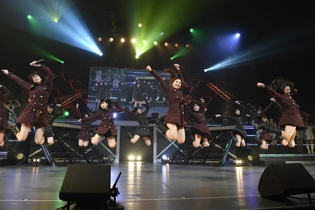 「SKE48 リクエストアワー セットリストベスト100 2018―」2日目昼公演は50~26位のランキングを発表