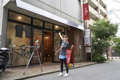 元AKB48・FBS新人アナ小林茉里奈が、オリンピック競技を初体験!
