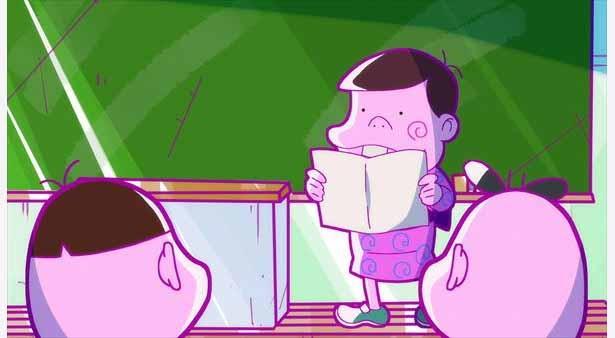 「深夜!天才バカボン」第11話の先行カットが到着。運命を変えてバカなパパにさようなら!?