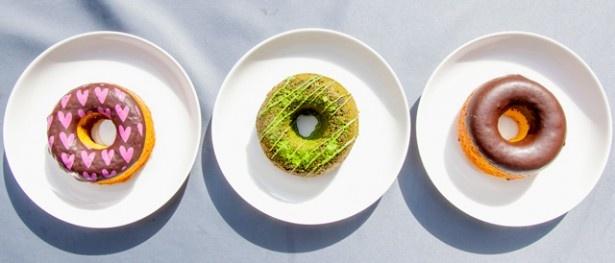 由布院ミルヒ ドーナツ&カフェ / 柄やデコレーションがかわいいドーナツはインスタ映えすること間違いなし!