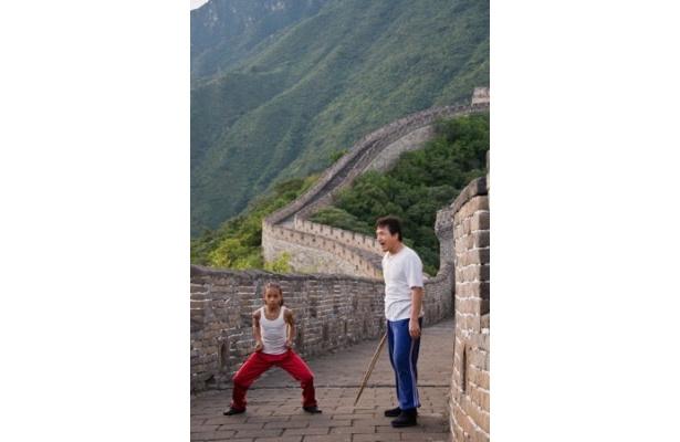 万里の長城で鍛えれば強くなる?