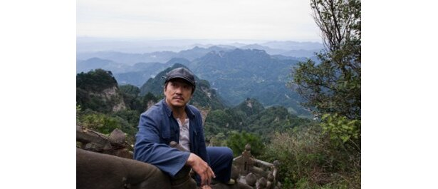 渋いジャッキーと、風格漂う中国の景色がマッチ