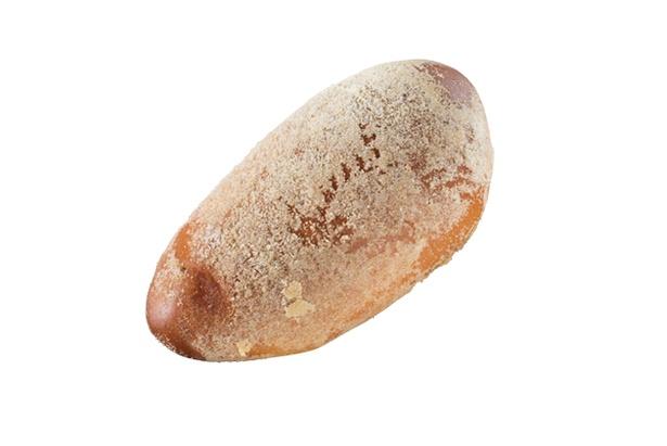 【写真を見る】懐かしくて体に優しいパンが豊富!「うちのふうど」 の「きなこあげぱん」(100円)