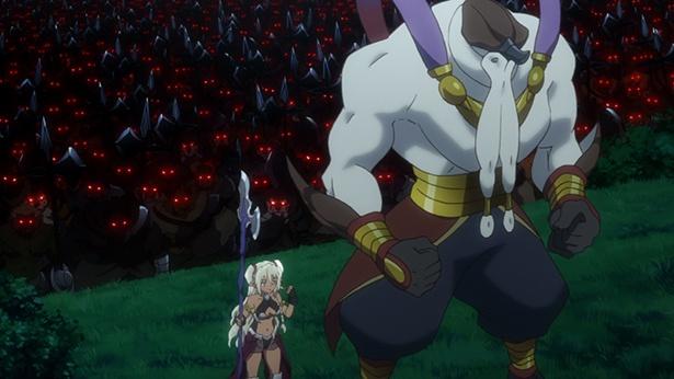 「異世界魔王と召喚少女の奴隷魔術」がついに最終話!アフレコ写真と先行カットが到着!