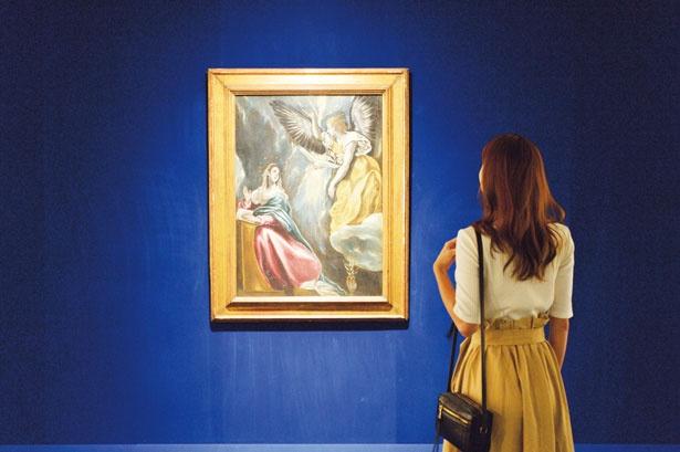 エル・グレコの「受胎告知」は、日本にあることが奇跡と言われるほど/大原美術館