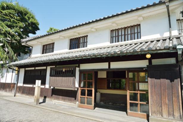 江戸時代の建物を改築した宿/旅館くらしき レストラン