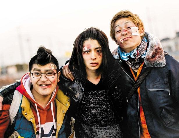 社会の最底辺を生きる少年たちの姿を描いた『ギャングース』