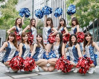 12期生が加わり、11人体制となった福岡のチアダンスチームRFC(アールエフシー)