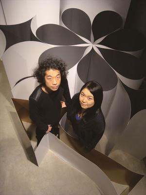 デザインを手掛ける「KEIKO + MANABU(ケイコ プラス マナブ)」