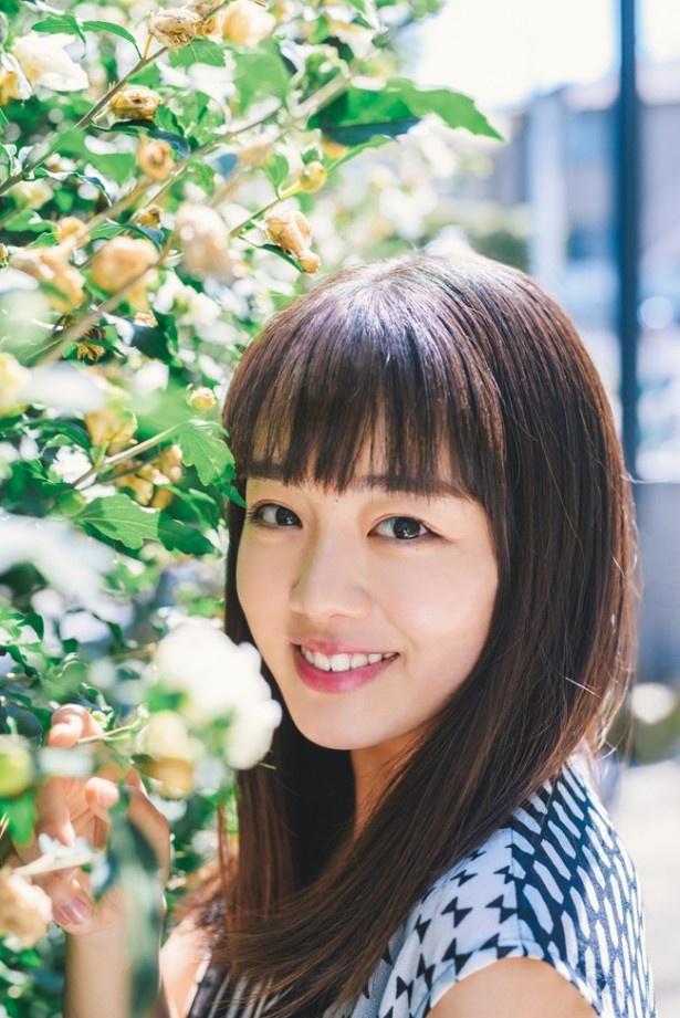 バブリーダンスで話題となった伊原六花。女優デビューから着実に成長中