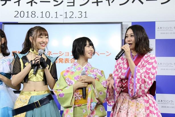 """須田亜香里、古畑奈和らSKE48の大人メンバーが狙っているのは""""昼飲み""""番組!?"""