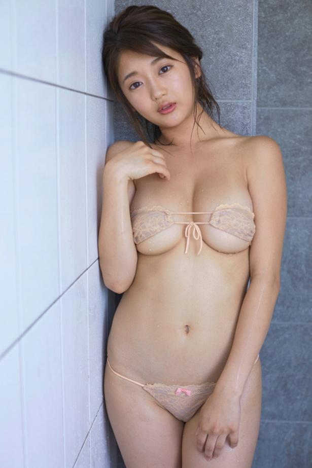 桃咲あや ファーストDVD ミルキー・グラマー 画像