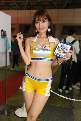 「東京ゲームショウ2018」で見つけた美人コンパニオンたち 1/30