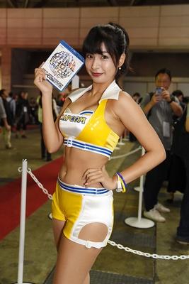 「東京ゲームショウ2018」で見つけた美人コンパニオンたち 12/30