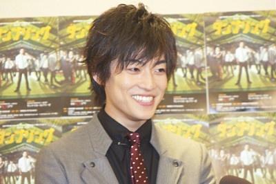 「これからは日本各地を周ってイベントをやっていきたい」と笑顔で語る 「これからは日本各地を周って