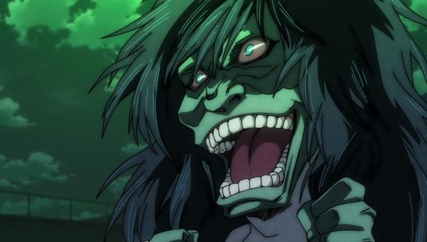 「ゲゲゲの鬼太郎」第25話の先行カットが到着。まなが呪いのアプリをインストールしてしまい…!?