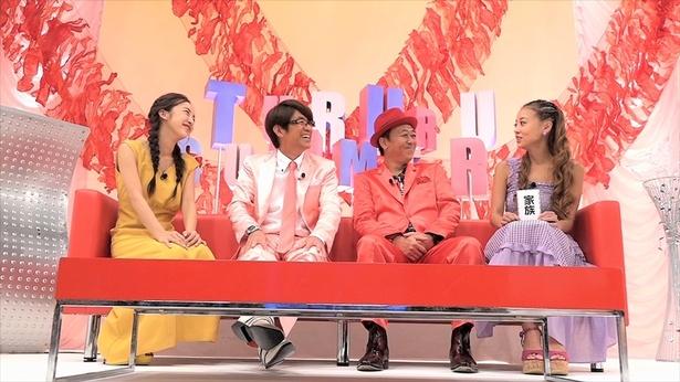 板野友美が妹や親との家族エピソードを告白!