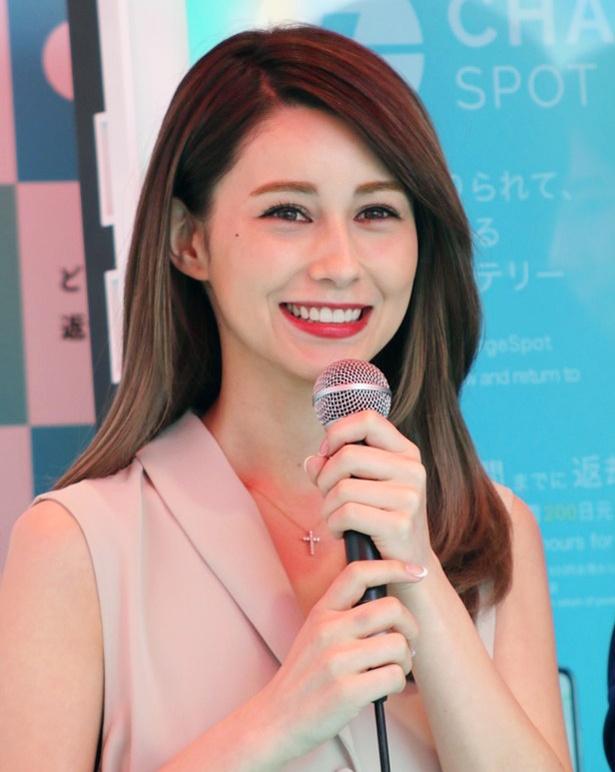 ダレノガレ明美、ハリウッド女優挑戦の真意を語る「日本ではバレちゃってるから」