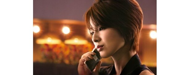 見事に悪女を演じている吉瀬美智子